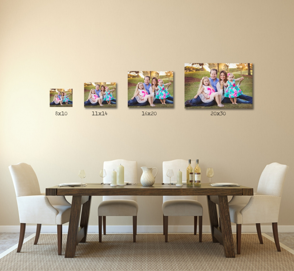 Canvas Wall Arrangements Are Multiple Individual Canvases That Are Custom  Designed To Specifically Fit The Wall Space In Your Home.
