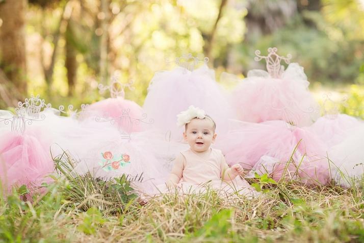 Boca Raton baby photographer ballerina Naomi Bluth Photography