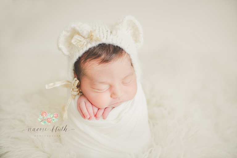 Parkland newborn portraits photography