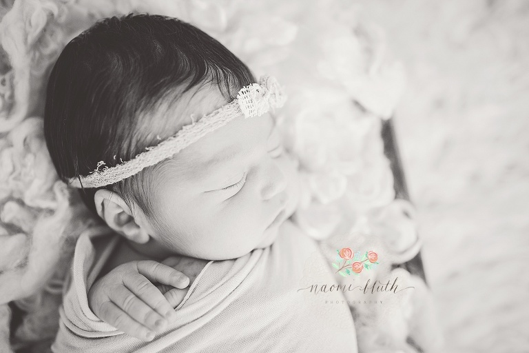 Boca Raton newborn portraits baby photography