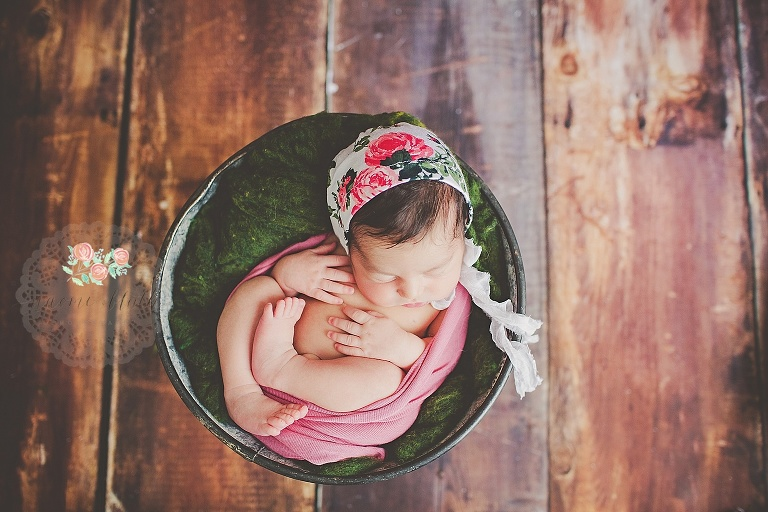 South Florida baby photography newborn portraits