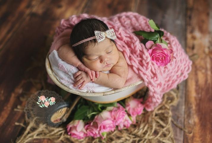 baby portraits Boca Raton Naomi Bluth Photography