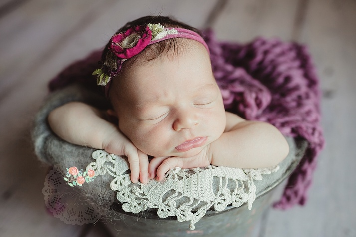 Boca Raton baby photography