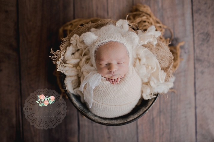 Boca Raton newborn baby photography