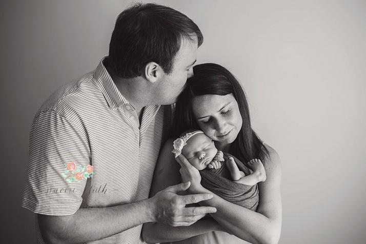 Boca Raton newborn baby photography