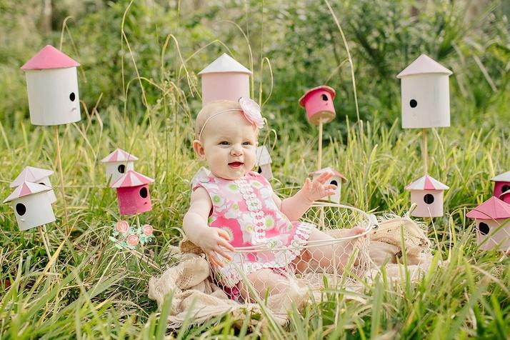 Baby photographer Boca Raton