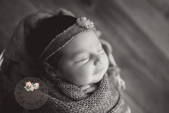 Delray beach newborn baby photographer
