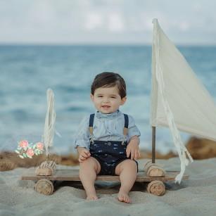 Delray beach baby photos