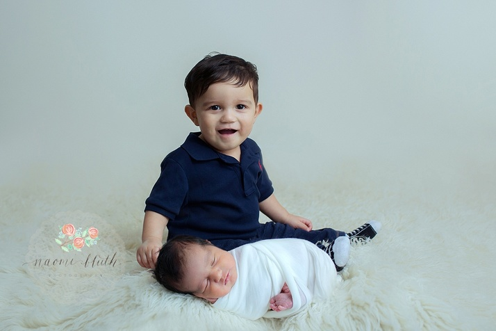 newborn photography session boca raton