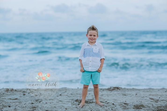 Boca Raton beach vacation photographer
