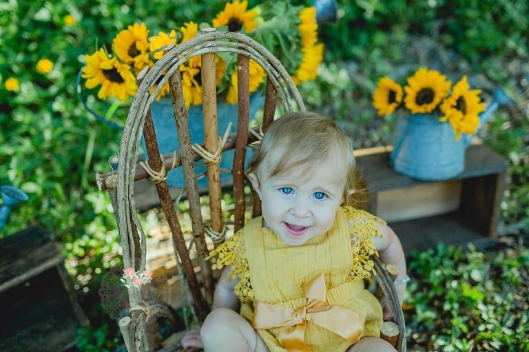 baby photo shoot in Delray Beach