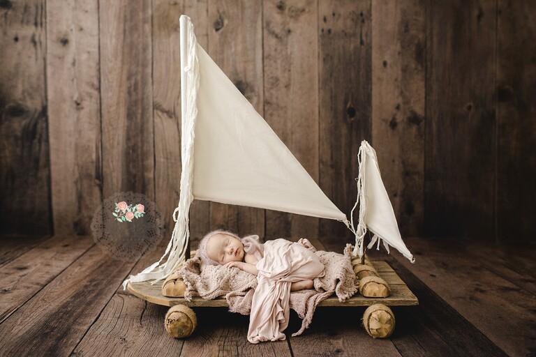 boca raton newborn photo shoot