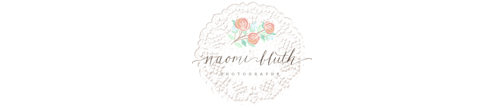 Naomi Bluth Photography logo